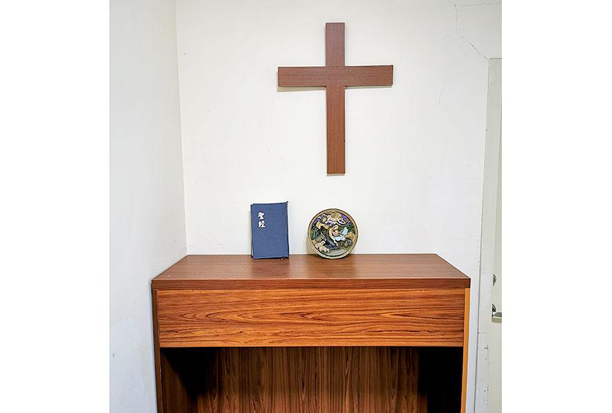 桃園市私立龍祥護理之家-宗教室1