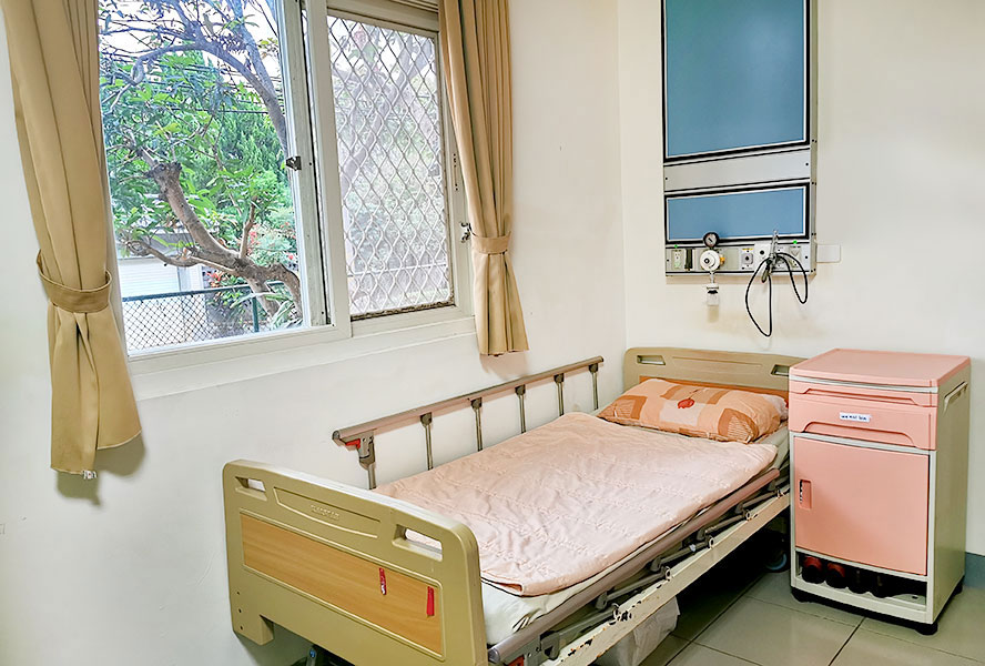 桃園市私立龍祥護理之家-房間2
