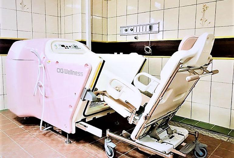 懷寧醫院附設護理之家沐浴設備