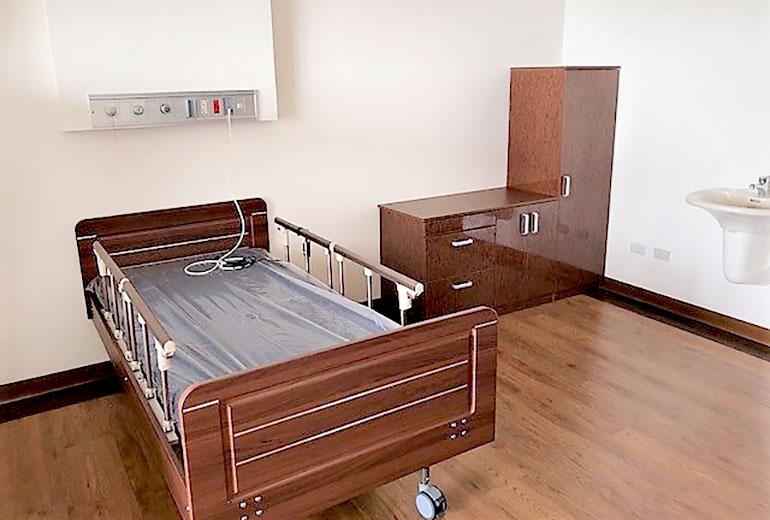 懷寧醫院附設護理之家房間