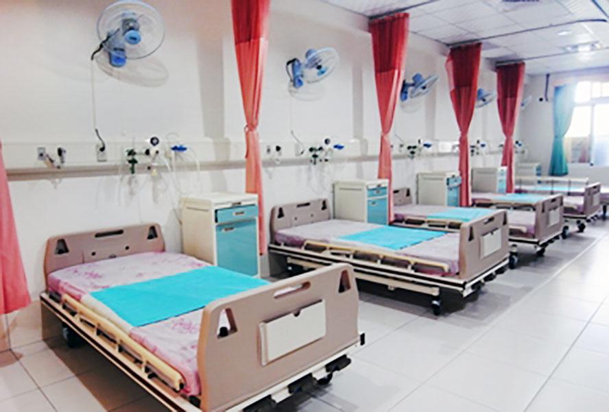 台南市私立聖祐護理之家-房間2