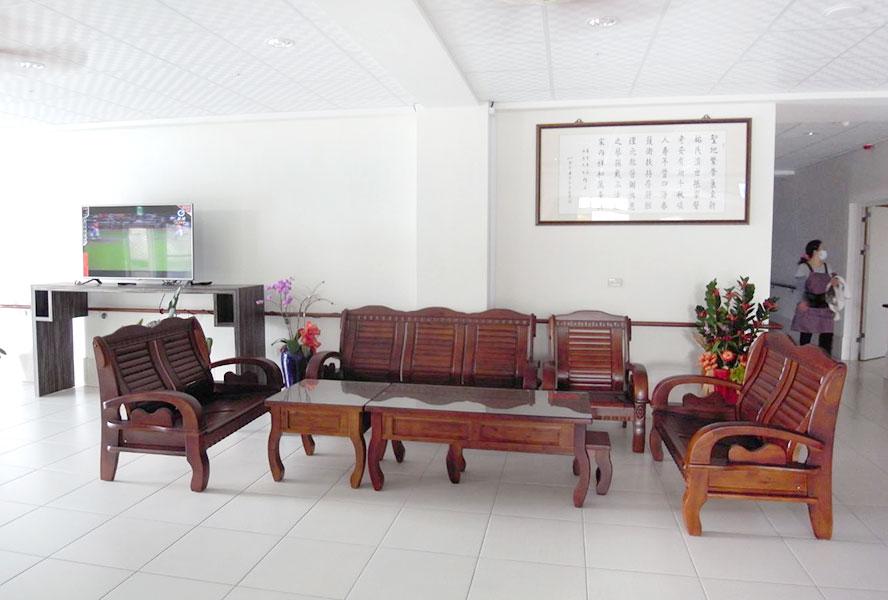 台南市私立聖祐護理之家-客廳