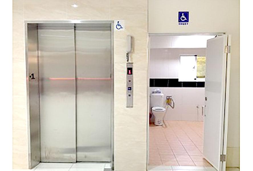 台南市私立聖祐護理之家-電梯