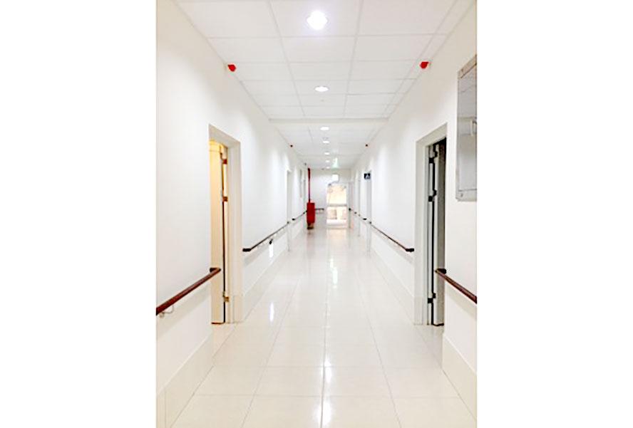 台南市私立聖祐護理之家-走廊