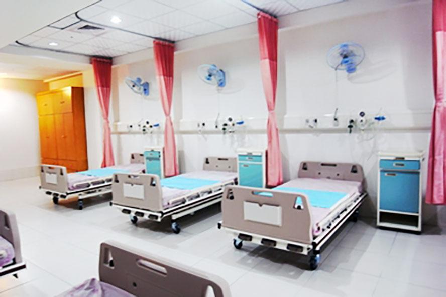台南市私立聖祐護理之家-房間1