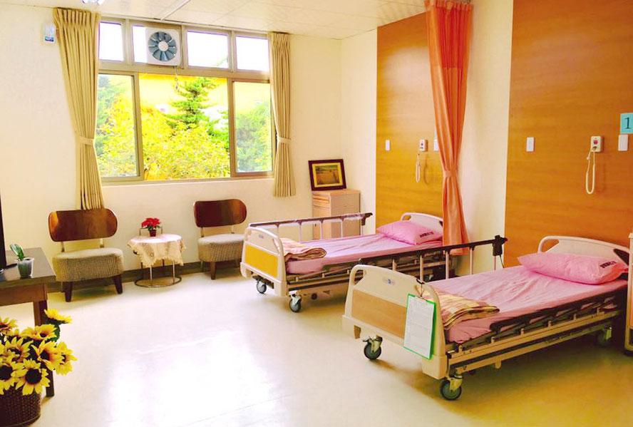 彰化縣居享護理之家房間
