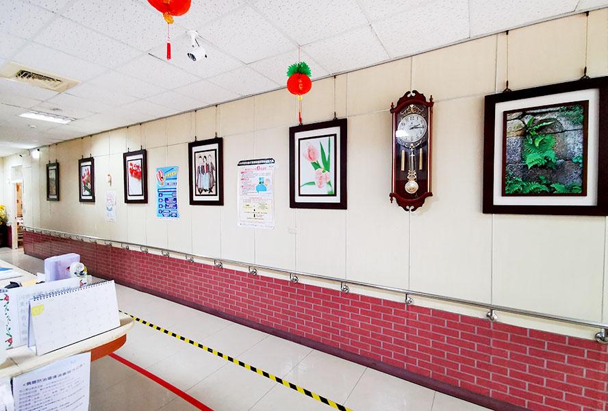 佳佳護理之家-走廊1