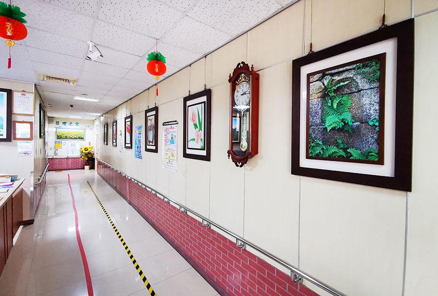 佳佳護理之家-走廊2