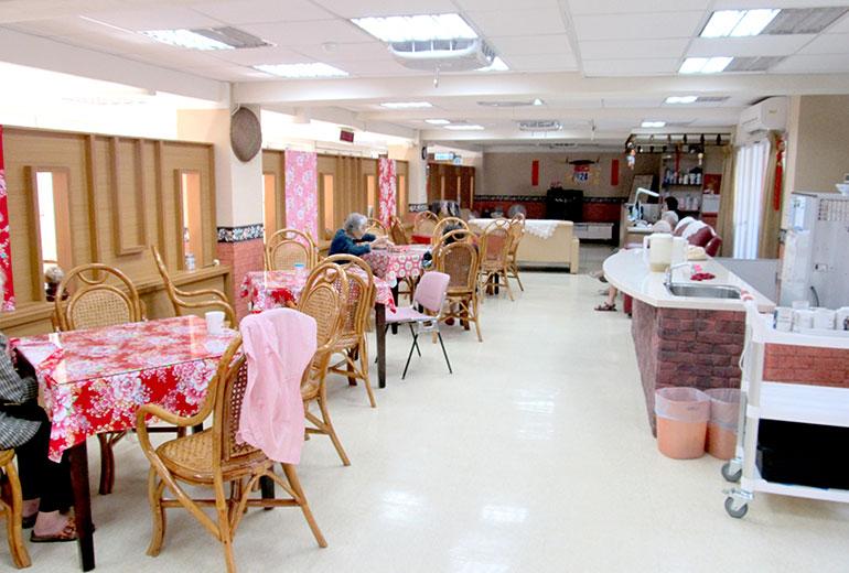 臺北市中山老人住宅暨服務中心(附設日間照顧服務中心)-室內環境