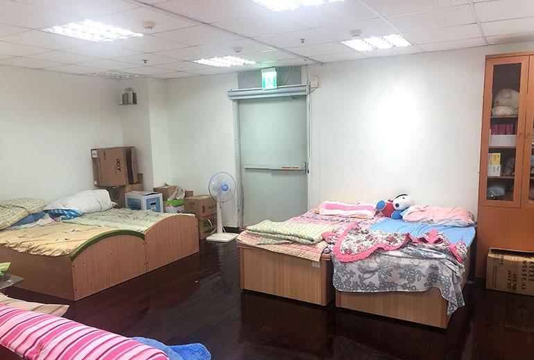 財團法人台灣省私立健順養護中心(南港老人服務暨日間照顧中心)-房間
