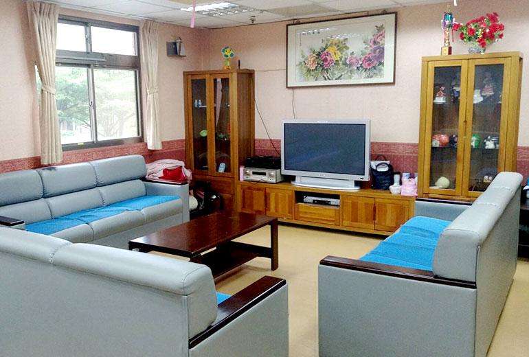 財團法人台灣省私立健順養護中心(南港老人服務暨日間照顧中心)-休息區