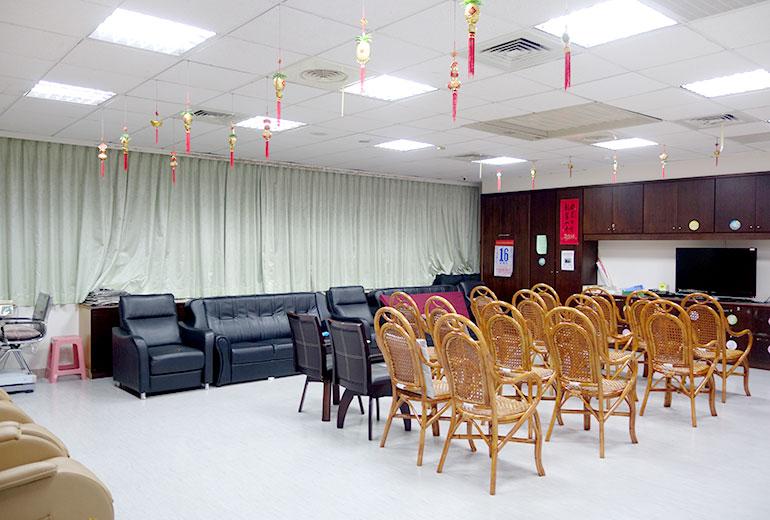 財團法人台灣省私立健順養護中心辦理新北市永和民權公共托老中心-日間照顧暨銀髮俱樂部