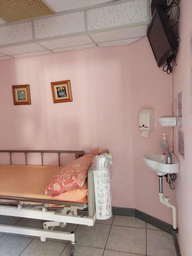 桃園市私立慈庭老人長期照顧中心(長期照護型)-房間1