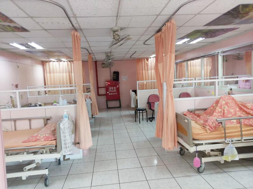 桃園市私立慈庭老人長期照顧中心(長期照護型)-六人房
