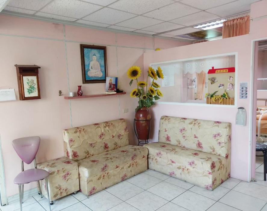 桃園市私立慈庭老人長期照顧中心(長期照護型)-休息區