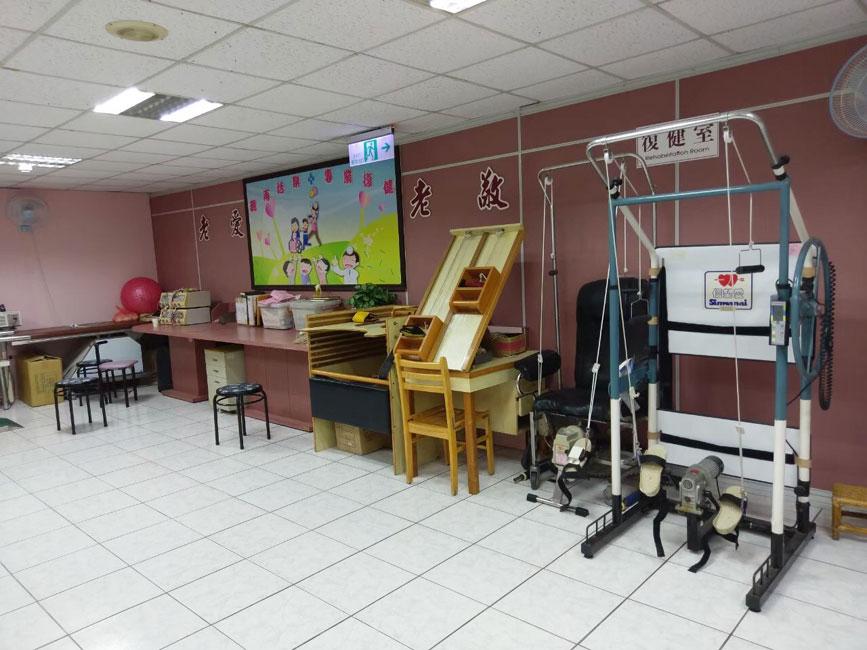 桃園市私立慈庭老人長期照顧中心(長期照護型)-復健區1