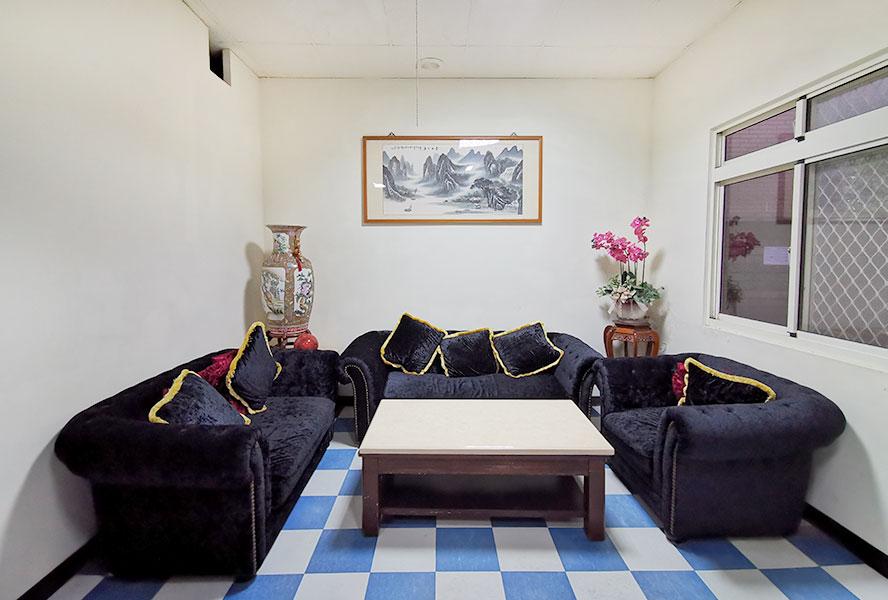 桃園市私立龍祥老人長期照顧中心-會客室