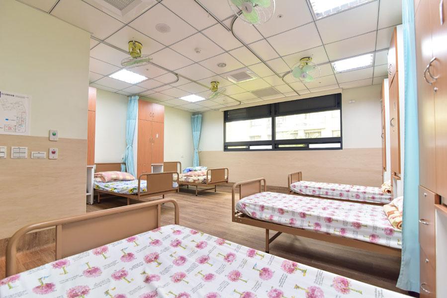 台中市烏日信和護理之家-房間
