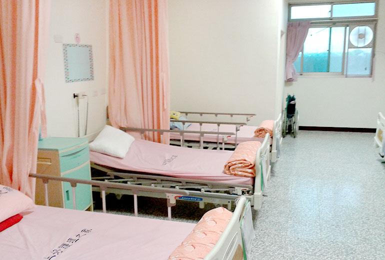 上好護理之家房間