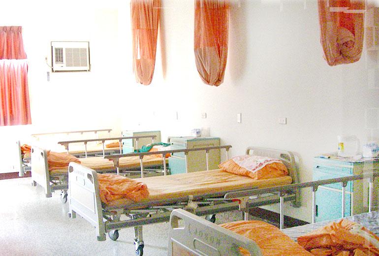 仁道護理之家房間
