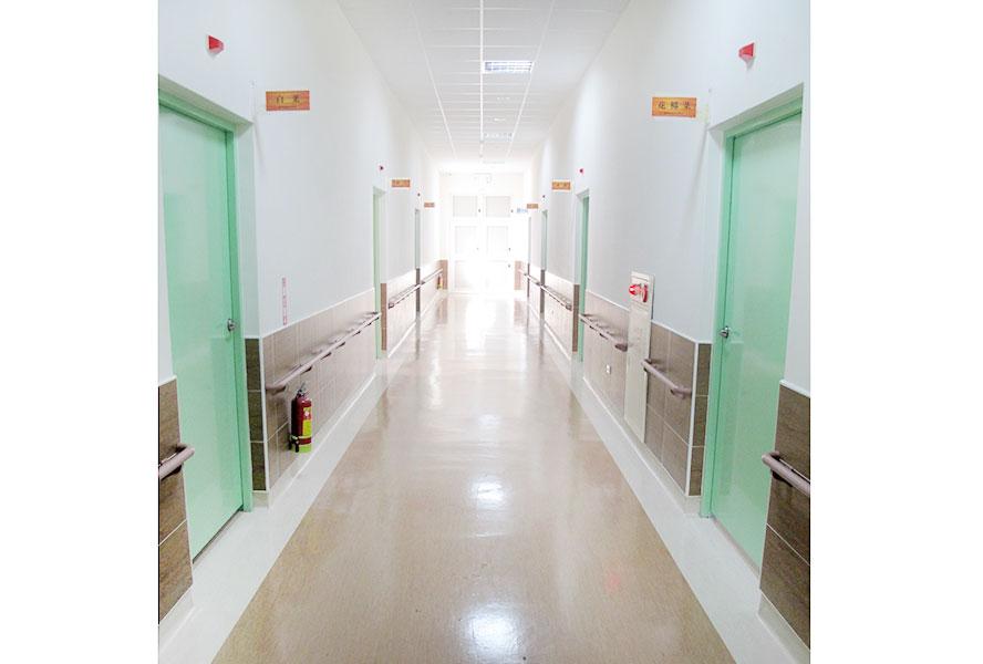 彰化縣私立好修老人長期照顧中心(養護型)-走廊