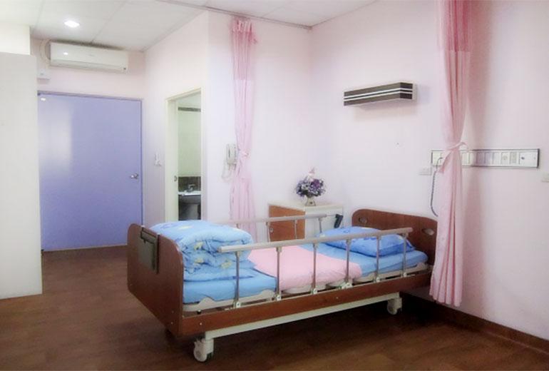 彰化縣私立迦南老人長期照顧中心(養護型)