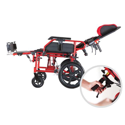 躺式輪椅(輪椅B款+A+B)