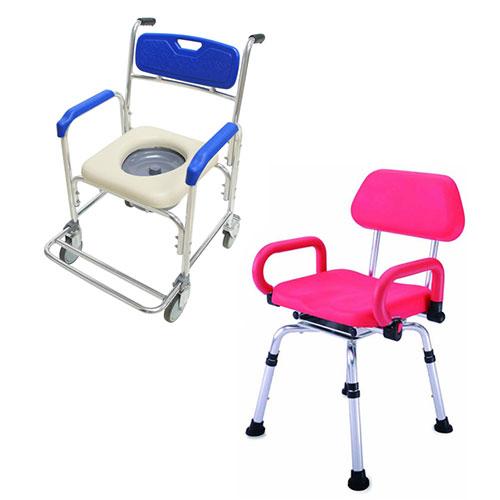 沐浴椅/便盆椅